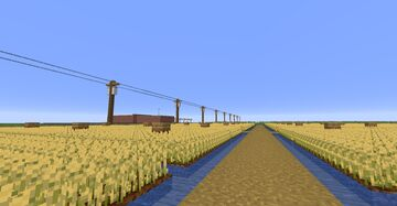 Baddwater Country Minecraft Map & Project