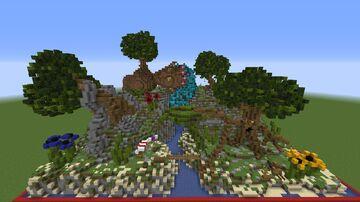 Nature Spawn [Organic Build] FREE DOWNLOAD! 1.16.5+ Minecraft Map & Project