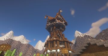 medieval city: fatta da uanmmmm2007 e Marckey2007 verisone:1.12.2 ultimo update 9/3/2021 Minecraft Map & Project