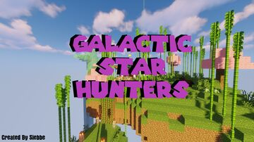 Galactic Star Hunters! Minecraft Map & Project