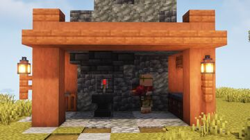 Aesthetic Anvil [Survival Friendly] Minecraft Map & Project