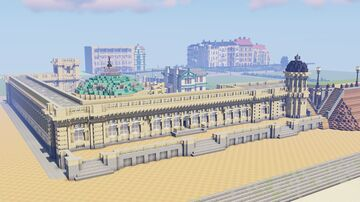 Project Ostend: episode 6 - update #4 Minecraft Map & Project