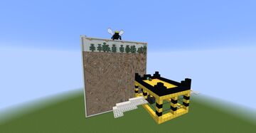 Ant Farm Maze Minecraft Map & Project