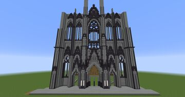 Cologne dome Minecraft Map & Project