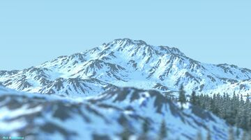 Realistic Mountain 4kxk4 Minecraft Map & Project
