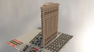 The Slicer Building | New Limesville City | NL | UCS Minecraft Map & Project