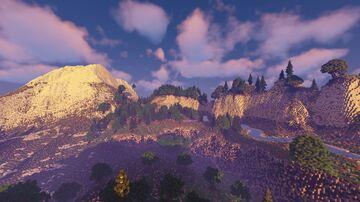 Raymond Isles | 4000x4000 CUSTOM MAP [FREE DOWNLOAD] Minecraft Map & Project