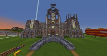 Juris Palace Minecraft Map & Project