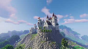 Starhold - The White Keep Minecraft Map & Project
