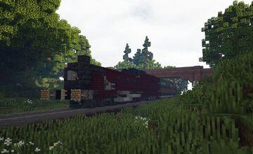LAUR River Class N-164,  Avon Minecraft Map & Project