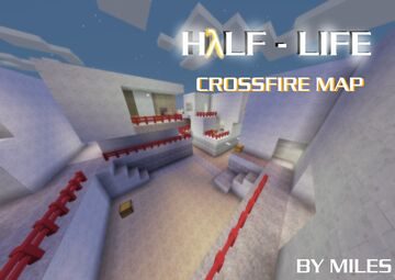 Half Life Crossfire CO-OP Map 1.12.2 Minecraft Map & Project