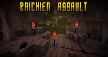Raichien Assault v1.0 Minecraft Map & Project