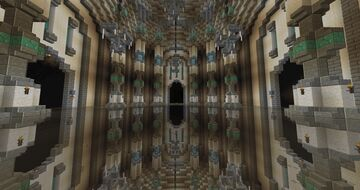 New Epic Mirror room Minecraft Map & Project