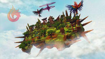 ✨END WORLD - JAPAN THEMED✨► PHOENIXBUILDS Minecraft Map & Project