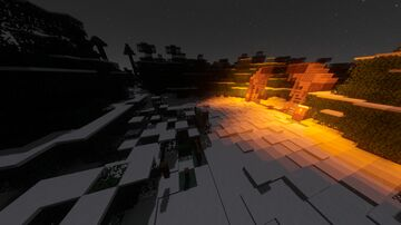 Winter Horror Minecraft Map & Project