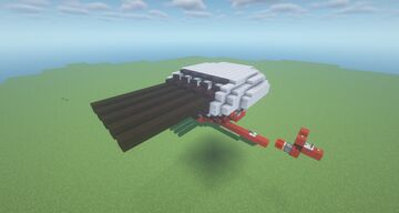 SHT  -  Adjustable Super Heavy TNT Cannon ( Scattershot | Adjustable Arc | Movecraft Compatible | Turret ) Minecraft Map & Project