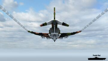 4:1 Dogfight [MiG-21 Bis vs F4C Phantom II] Minecraft Map & Project