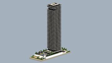 The Regalia | Miami USA Minecraft Map & Project