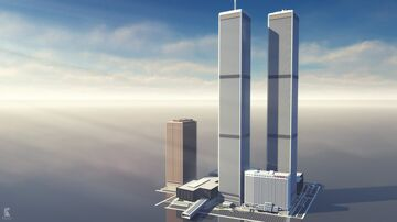 World Trade Center Original 1:1 Minecraft Map & Project