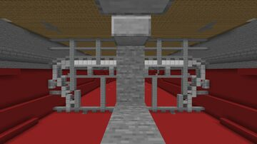 Original IJN Yamato 1:1 Scale interior - Exterior build is 1945 ver. Yamato by Commentered Minecraft Map & Project