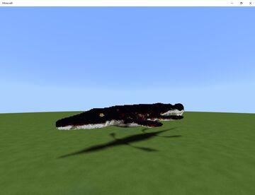 Mosasaurus Minecraft Map & Project