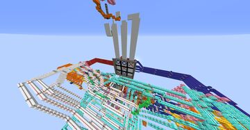 Red Tak Toe Minecraft Map & Project