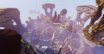 Minecraft Steampunk Faction Spawn Minecraft Map & Project