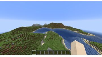 1 Tree Survival Map (VERY HARD) Minecraft Map & Project