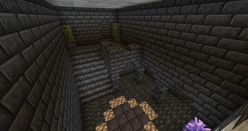 a maze of brick Minecraft Map & Project