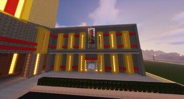 Regal Mall Minecraft Map & Project