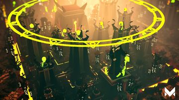 Light vs Dark   Capital City Build Minecraft Map & Project