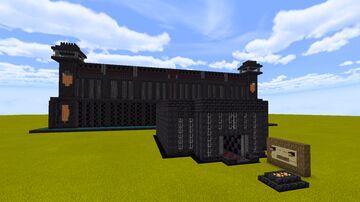 Pandoras Vault Latest Version 1.16+ (SCHEMATIC) Minecraft Map & Project