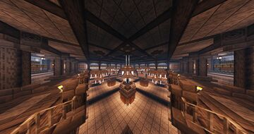 248 villager trading hall Minecraft Map & Project