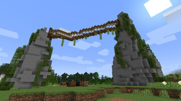 My SMP base in progress Minecraft Map & Project