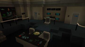 Star Trek : Enterprise Refit Set Tour (Paramount Stage 9 1982 Minecraft Recreation) Minecraft Map & Project