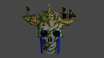 Abandoned village - JustAkkio | Buccaneer Bay Build Contest Minecraft Map & Project
