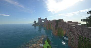 The Survival Games Minecraft Map & Project