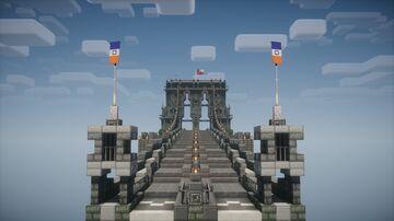 Concord Bridge Minecraft Map & Project