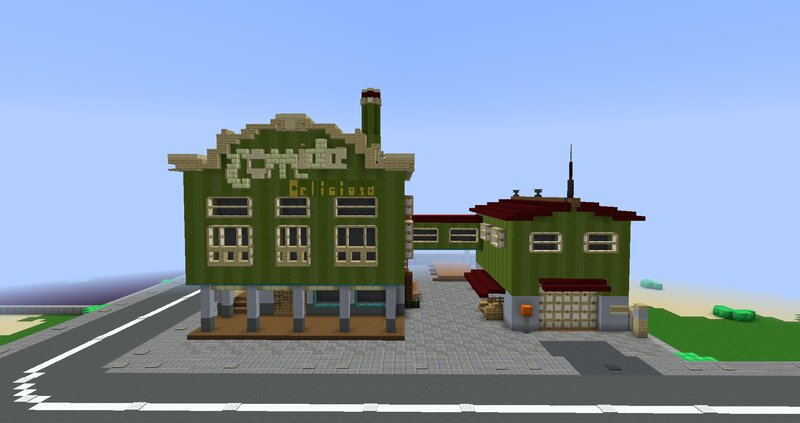 Cannery front view