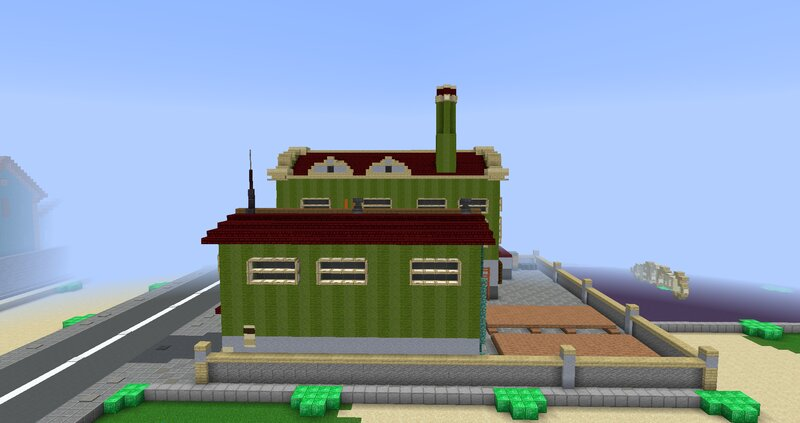Cannery right side view