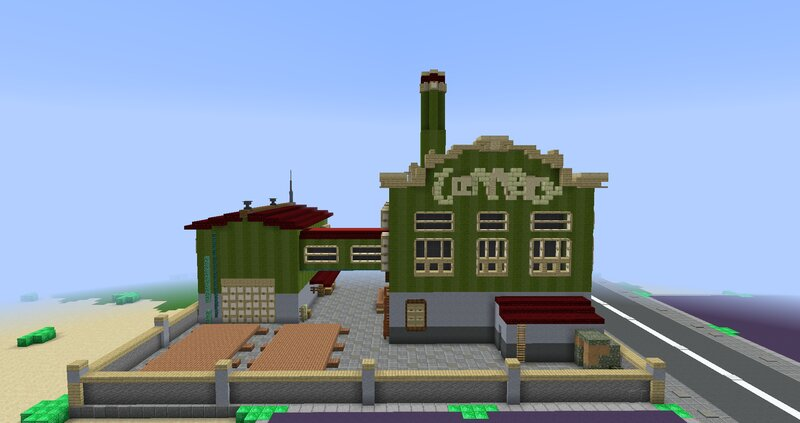 Cannery back view