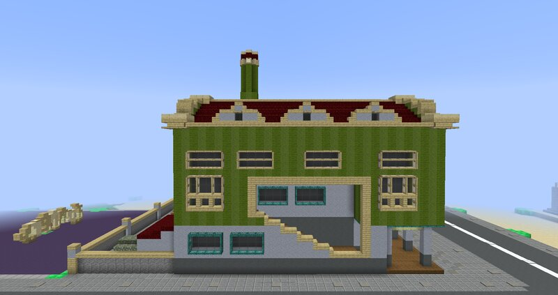 Cannery left side view
