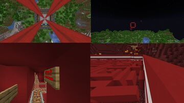 Red Devils Challenge Minecraft Map & Project