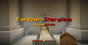 Minecraft Story Line - Parkour Map [Full Release] Minecraft Map & Project