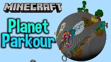 Planet parkour 3 Minecraft Map & Project