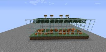 Fox Machine [Farm] (Almost...) Minecraft Map & Project