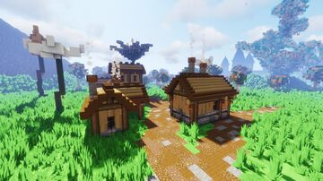 Souvarian Minecraft Map & Project