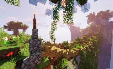 Wildcraft's Spawn (SEUS' Shaders Version) Minecraft Map & Project