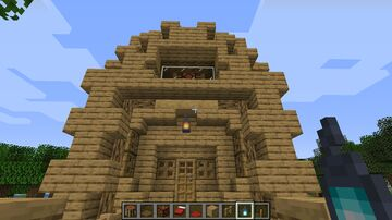 House #2 Minecraft Map & Project