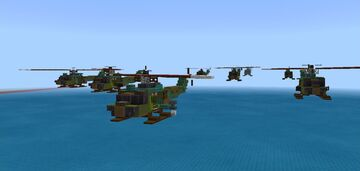 Battle Recreations (Teaser) Minecraft Map & Project